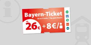 Bayern-Ticket 2016