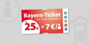 Bayern-Ticket Preis 2020