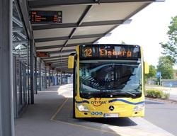 Busbahnhof Amberg