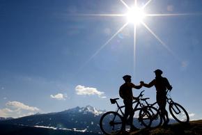 Fahrrad-Tageskarte Bayern