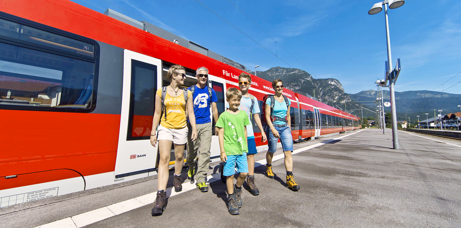 Garmischer Sommer-Ticket