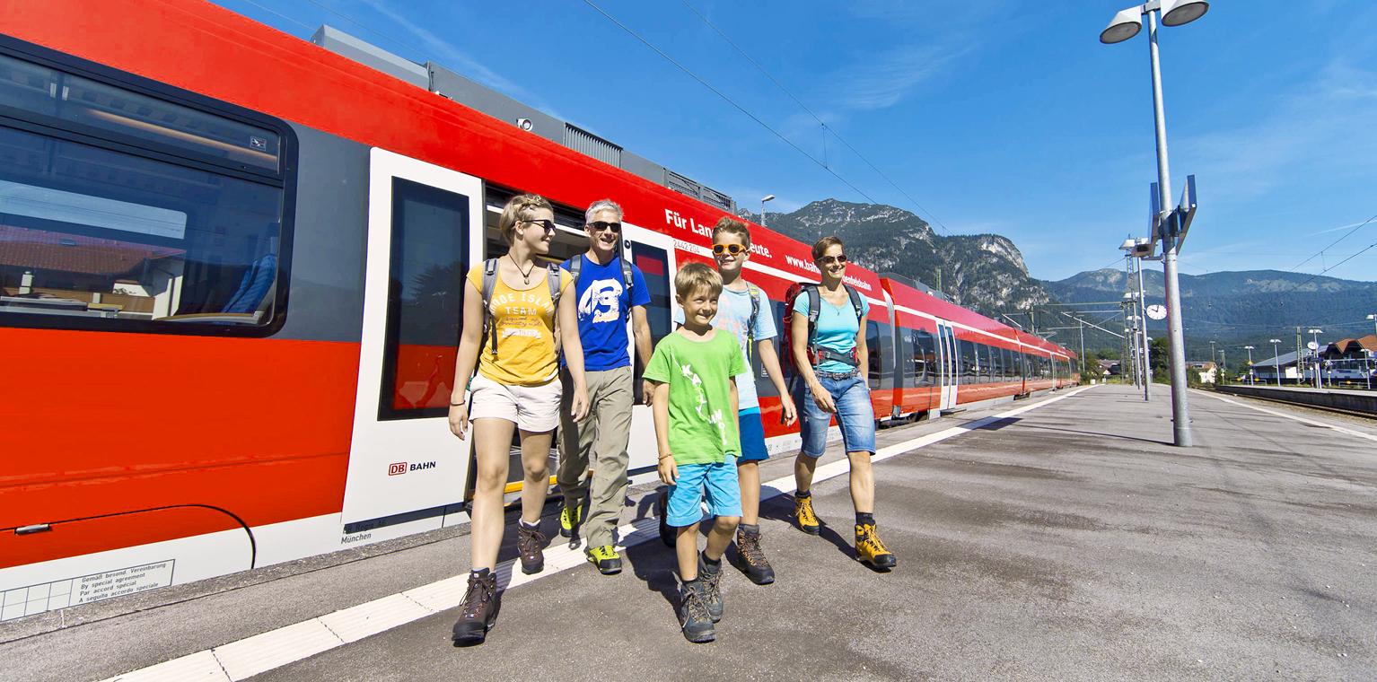 Garmischer Sommer-Ticket